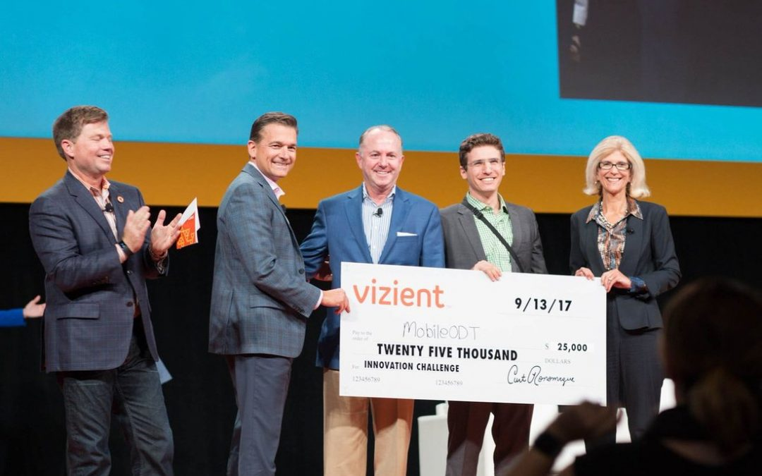Vizient, Inc. Announces MobileODT as the 2017 Innovation Challenge Winner