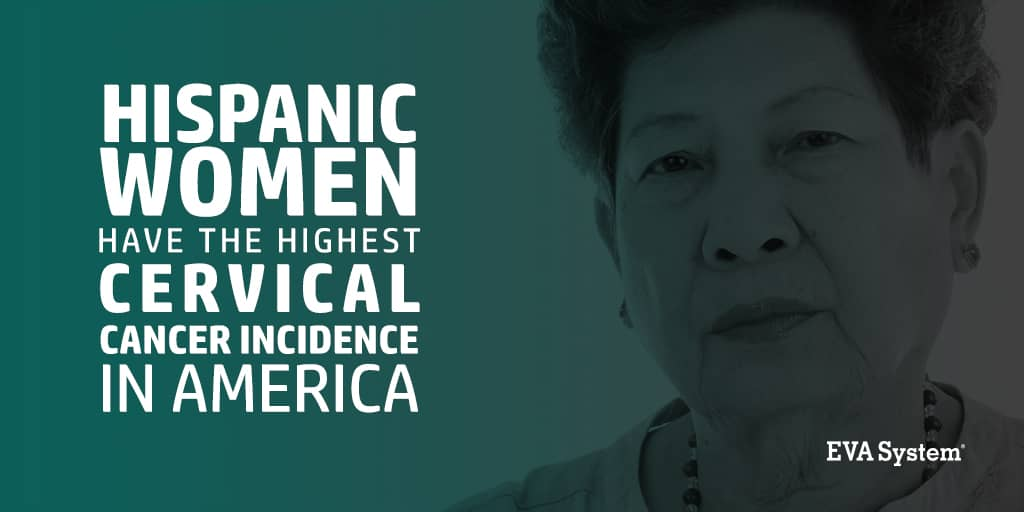 Hispanic Women in America Have Cervical Cancer Incidence Rates 40% Higher than White Women