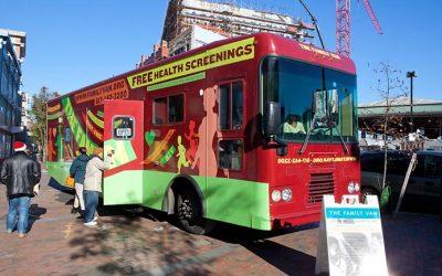 Mobile health clinics: bringing preventive medicine to local communities