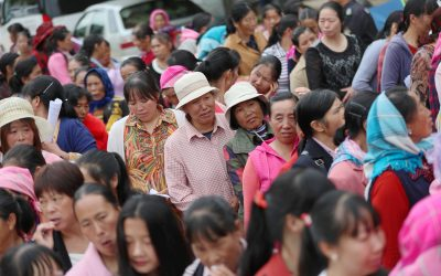 Cervical cancer screening in China: MobileODT takes part in the largest ever self-swab HPV study