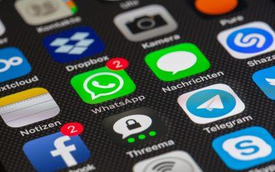 Whatsapp – The Doctors' App?