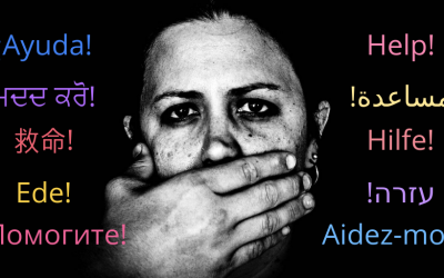 When US sexual assault survivors don't speak English