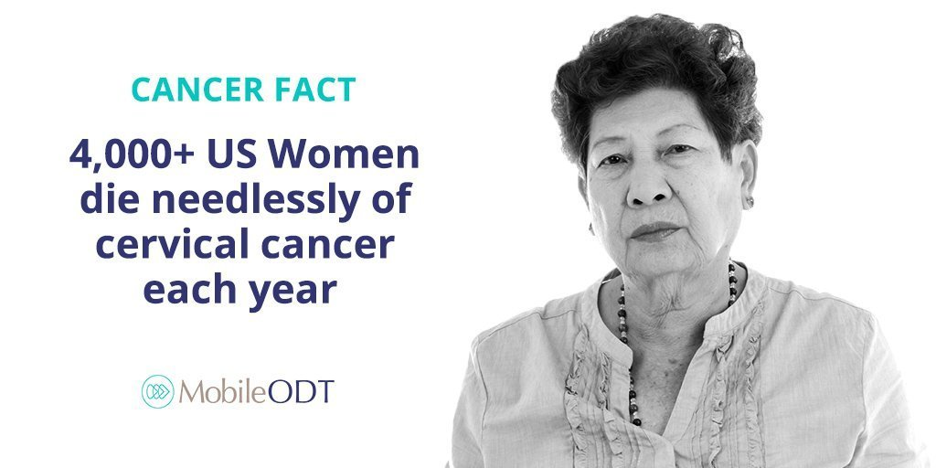 4000 US women die needlessly of cervical cancer each year